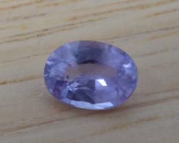 Natural Color Changing Sapphire 1.29 Cts from Sri Lanka