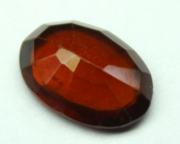 4.45 Crts Natural Hassonite garnet faceted gemstone 0001