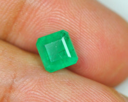 1.93ct Zambia Green Emerald Lot LZS07