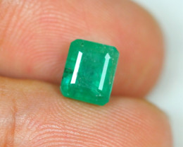 2.34ct Zambia Green Emerald Lot LZS08