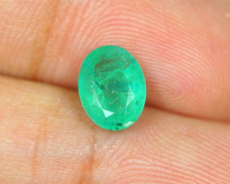 1.96ct Zambia Green Emerald Lot LZS11