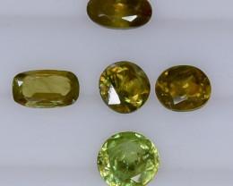 4.0 Crt Sphene Parcels Faceted Gemstone (R55)