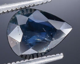 1.86 Crt Certified Sapphire Unheated Faceted Gemstone (R55)