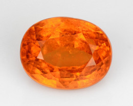 1.43 Ct Spessartite Garnet Gem Quality Gemstone SG7