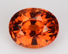 1.66 Ct Spessartite Garnet Gem Quality Gemstone SG10