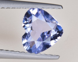 Natural Sapphire 1.28 Cts, Heart Shape, No Heat from Sri Lanka