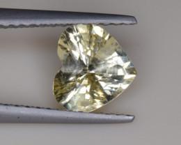 Natural Sapphire 1.40 Cts, Heart Shape, No Heat from Sri Lanka