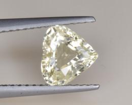 Natural Sapphire 1.58 Cts, Heart Shape, No Heat from Sri Lanka