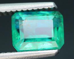 AIG Certified 1.85 ct Zambian Emerald SKU-10