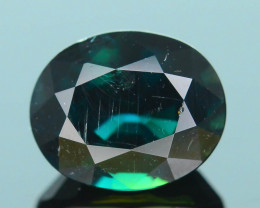 AIG Certified Lazulite 1.68 ct World Top Rarest Minerals SKU-1