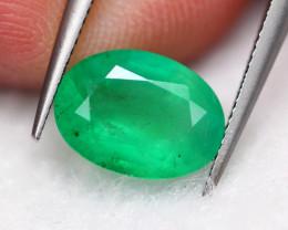 1.55Ct Natural Neon Green Colombian Muzo Emerald  ~ B05/7