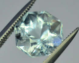 No Reserve - 3.35 Carats Natural Aquamarine Gemstones
