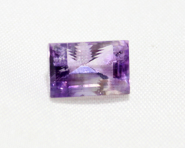 4.95 Cts Natural Indian Amethyst faceted Gemstone 0002