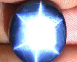 23.12 Carat Thailand Blue Star Sapphire - Gorgeous