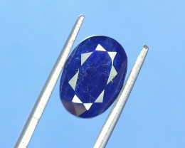 3.10 ct Natural Untreated Sapphire ~Afghanistan