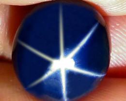 13.85 Carat Thailand Blue Star Sapphire - Gorgeous