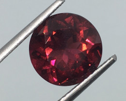 SALE ! 3.25 Carat VS Garnet Rhodolite - Untreated - Gorgeous Color !
