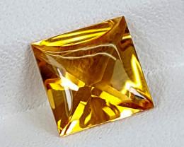 2.25Crt Madeira Citrine  Best Grade Gemstones JI125