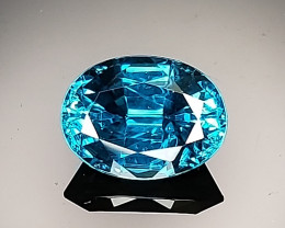 3.59ct Blue Zircon