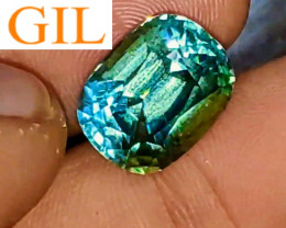 NR! Certified Unheated 10.44 CT Paraiba Tourmaline (Mozambique) $23,700