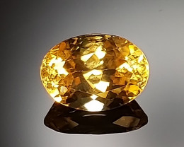 3.40ct Yellow Zircon