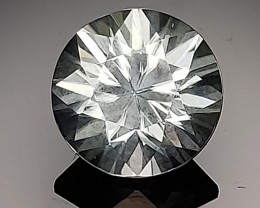 4.18ct Colorless Zircon