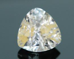 AIG Jeremejevite 1.96 ct AAA Grade w Rutile Crystals SKU-5