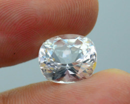 AIG Certified 4.1 ct Jeremejevite AAA Grade World's Rarest Mineral SKU.5