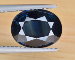 Natural Sapphire 4.64 Cts Faceted Gemstone from Madagascar