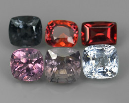 5.45~CTS GENUINE NATURAL ULTRA RARE COLLECTION FANCY SPINEL~