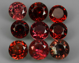 2.90 CTS-FANTASTIC ULTRA RARE NATURAL  ~SPINEL!!! 9 PCS