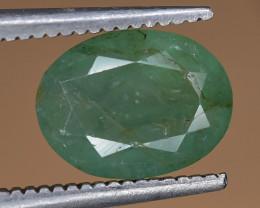 1.95 Crt Emerald Faceted Gemstone (R56)