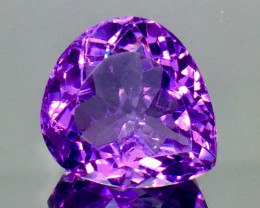8.41 Crt Natural Amethyst Beautifulest Faceted Gemstone.( AG 82)