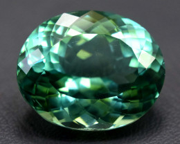 No Reserve - 16.40  Carats Lush Green Spodumene from Afghanistan