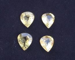 4.25cts Very beautiful Zircon Gemstones AD2
