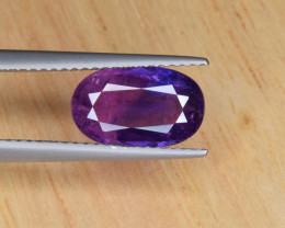 Natural Bi Color Sapphire 2.54 Cts from Afghanistan