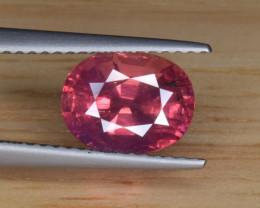 Natural Padparadscha Sapphire 2.61 Cts from Tanzani = $3500