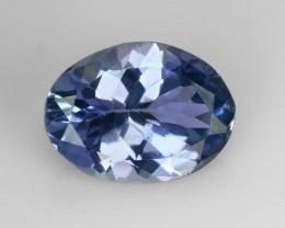 1.11 Ct Tanzanite Top Quality Gemstone TZ 22