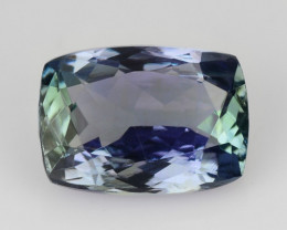 1.71 Ct Tanzanite Top Quality Gemstone TZ 23
