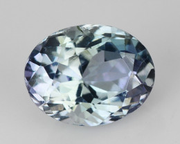 1.74 Ct Tanzanite Top Quality Gemstone TZ 25