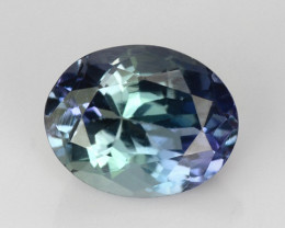 1.51 Ct Tanzanite Top Quality Gemstone TZ 26