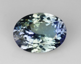1.30 Ct Tanzanite Top Quality Gemstone TZ 29