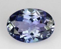 1.53 Ct Tanzanite Top Quality Gemstone TZ 36