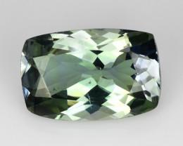 1.89 Ct Tanzanite Top Quality Gemstone TZ 39