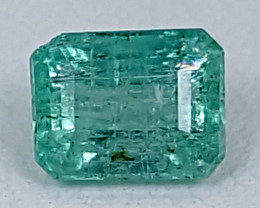 0.95Crt Emerald From Afghanistan Best Grade Gemstones JI126