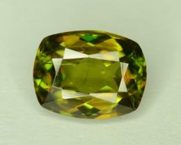 AAA Grade 1.20 ct Chrome Sphene from Himalayan Range