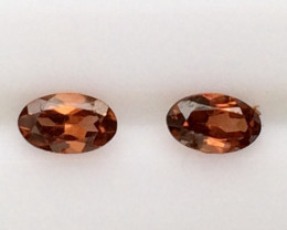 0.62cts Very beautiful Zircon Gemstones ad23