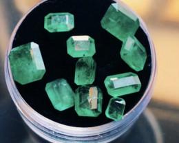 7.35C Carat Emerald Natural No Oil