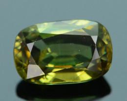 AIG Certified Brazillian Alexandrite 1.31 ct Amazing Color Change SKU.3