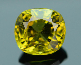 AIG Certified Top Garde 1.09 ct Chrysoberyl Amazing Color Change SKU.3